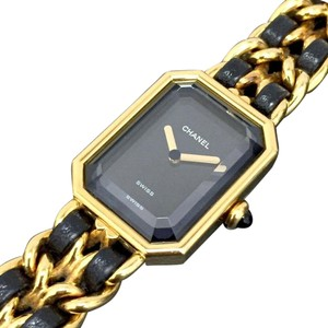 Chanel CHANEL Premiere Size L Gold plate H0001 Quartz Women's Wrist Watch