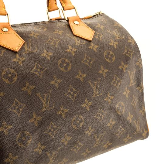 Louis Vuitton Tote in Brown Image 4