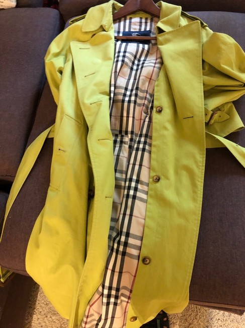 Burberry London Trench Coat Image 4