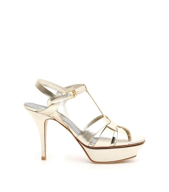 Item - Gold Tribute Cr New 6 Sandals Size EU 36 (Approx. US 6) Regular (M, B)