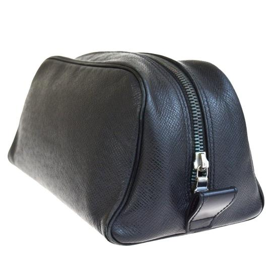 Louis Vuitton Made In Spain Black Clutch Image 1