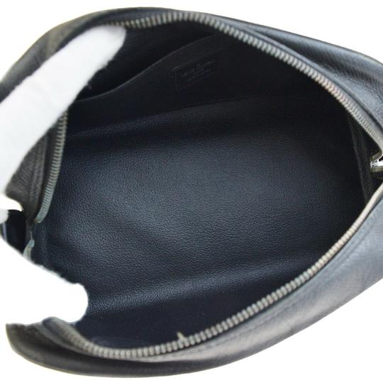 Louis Vuitton Made In Spain Black Clutch Image 11
