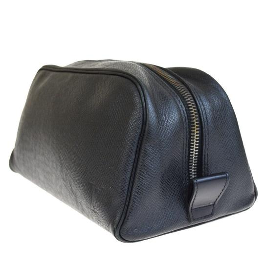 Louis Vuitton Made In Spain Black Clutch Image 2