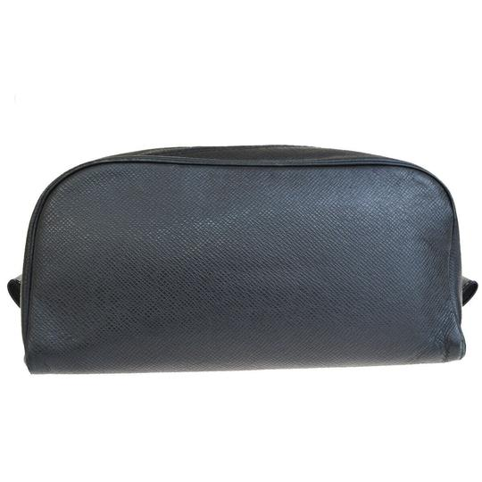 Louis Vuitton Made In Spain Black Clutch Image 3
