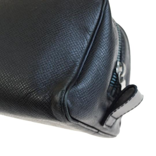 Louis Vuitton Made In Spain Black Clutch Image 6