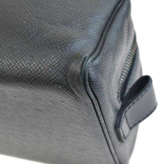 Louis Vuitton Made In Spain Black Clutch Image 8