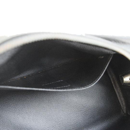 Louis Vuitton Made In Spain Black Clutch Image 9