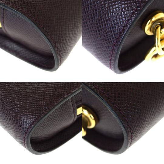 Louis Vuitton Made In France Acajou Clutch Image 7