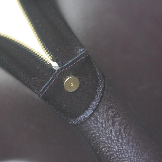 Louis Vuitton Made In France Acajou Clutch Image 8