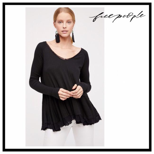 Free People T Shirt Black Image 9