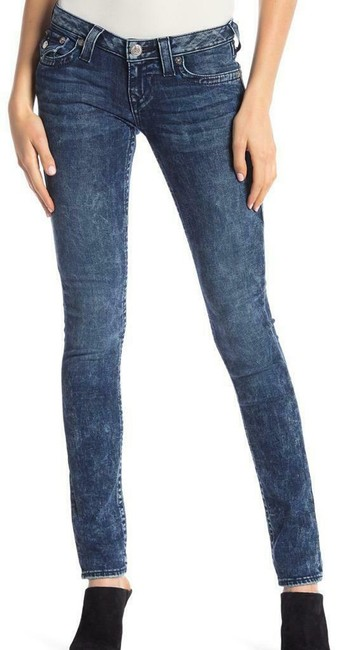 True Religion Skinny Jeans-Acid Image 1