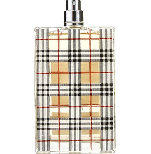 Burberry BURBERRY BRIT 3.3 oz EDP Spray Women's Perfume TESTER Without Cap Image 1