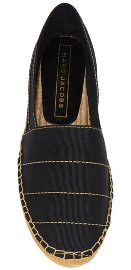 Marc Jacobs Black Flats Image 1