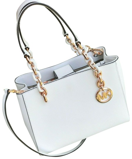 Michael Kors Tote in White Image 0