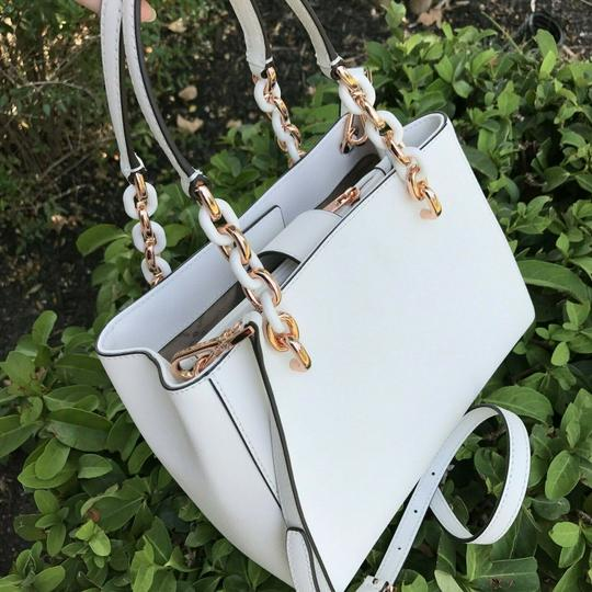 Michael Kors Tote in White Image 1