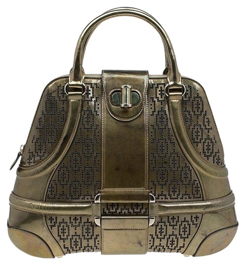 Preload https://img-static.tradesy.com/item/25825740/alexander-mcqueen-perforated-novak-gold-patent-leather-satchel-0-1-540-540.jpg