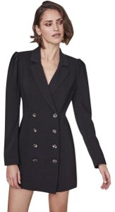 ASTR Mini Blazer Blazer Dress