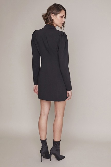 ASTR Mini Blazer Blazer Dress Image 2