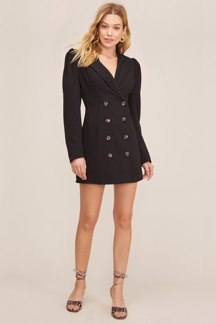 ASTR Mini Blazer Blazer Dress Image 5
