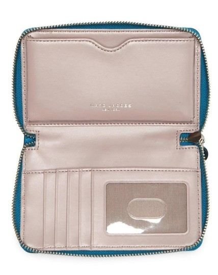 Marc Jacobs Marc Jacobs Classic Zip Phone Leather Wallet Image 2
