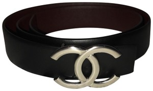 Chanel Chanel classic cc reversible leather belt