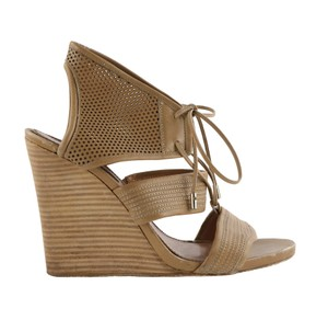 Derek Lam Brown Wedges