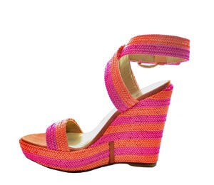 Stuart Weitzman Multicolor Wedges