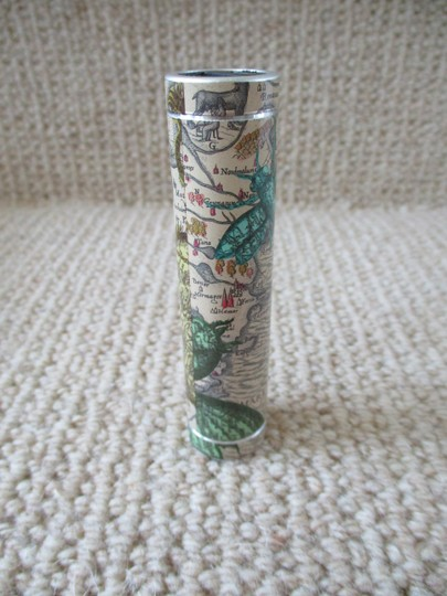 Gucci GUCCI Portable Map Print Cell Phone Charger - New in Box $399.99 Image 1