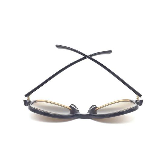Chanel Butterfly Brown Gradient Oversized 5351 1559 Sunglasses Image 6