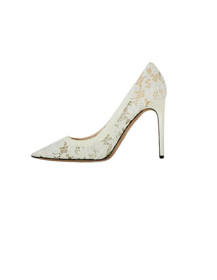 new style professional sale excellent quality Valentino Off-white Point-toe Pumps Size EU 39 (Approx. US 9) Wide ...