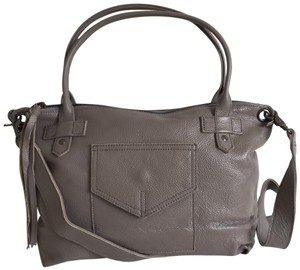 Allison Burns Tote in gray