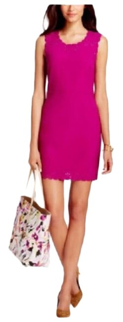 Item - Summer Beet Purple Caralyn Cutout A-line Shift Mid-length Cocktail Dress Size 10 (M)
