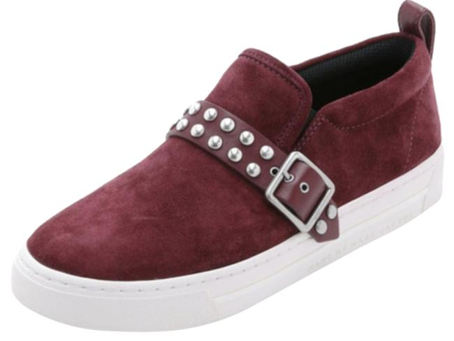 Item - Red and White Kenmare Studed Sneakers Size US 9 Regular (M, B)