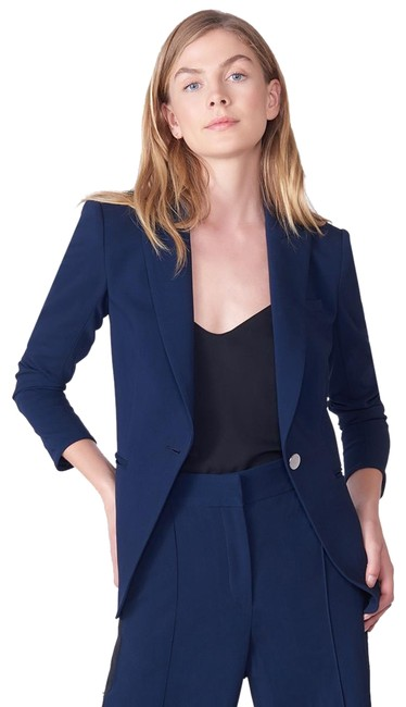 Item - Navy Dickey Jacket Blazer Size 2 (XS)