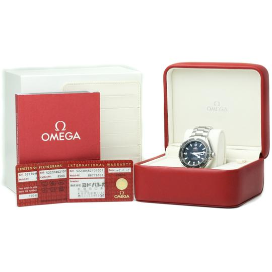 Omega Omega Seamaster Automatic Stainless Steel Men's Sports Watch 522.30.46.21.01.001 Image 5