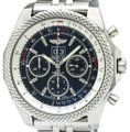 Breitling Breitling Bentley Automatic Stainless Steel Men's Sports Watch A44364 Image 0