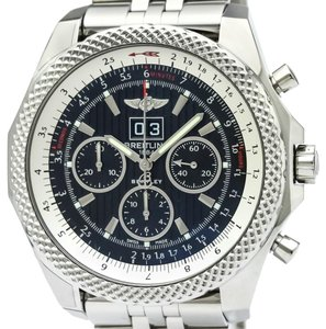 Breitling Breitling Bentley Automatic Stainless Steel Men's Sports Watch A44364