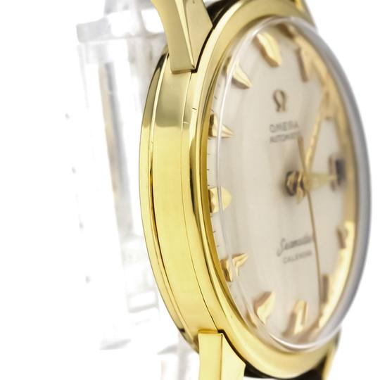 Omega Omega Seamaster Automatic Yellow Gold (18K) Men's Dress Watch 2849 Image 8