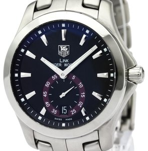 Tag Heuer Tag Heuer Link Automatic Stainless Steel Men's Sports Watch WJF211D