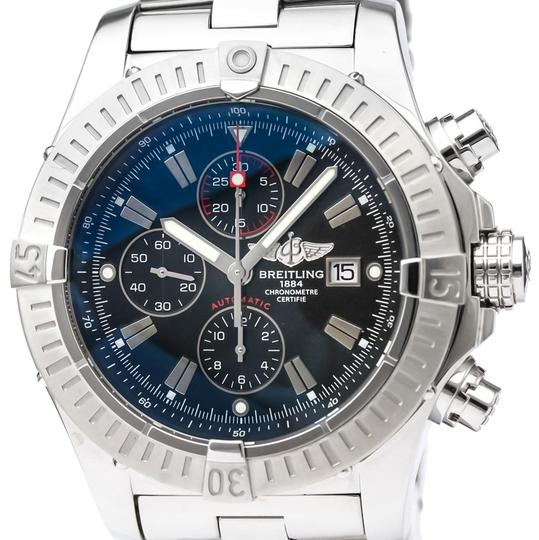Preload https://img-static.tradesy.com/item/25828639/breitling-avenger-stainless-steel-men-s-sports-a13370-watch-0-1-540-540.jpg