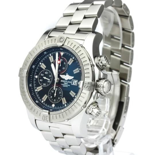 Breitling Breitling Avenger Automatic Stainless Steel Men's Sports Watch A13370 Image 1