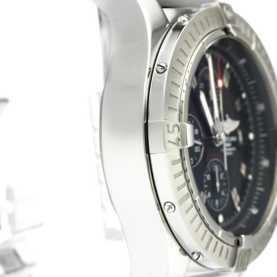 Breitling Breitling Avenger Automatic Stainless Steel Men's Sports Watch A13370 Image 8