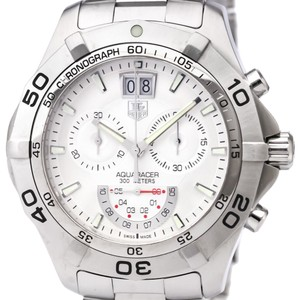 Tag Heuer Tag Heuer Aquaracer Quartz Stainless Steel Men's Sports Watch CAF101B