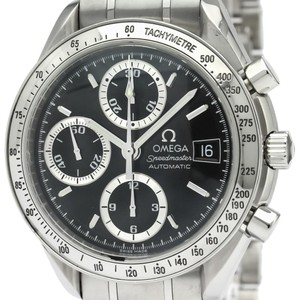 Omega Omega Speedmaster Automatic Stainless Steel Men's Sports Watch 3513.56