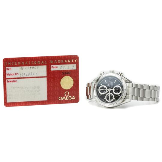 Omega Omega Speedmaster Automatic Stainless Steel Men's Sports Watch 3513.56 Image 5