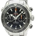 Omega Omega Seamaster Automatic Stainless Steel Men's Sports Watch 232.30.46.51.01.003 Image 0