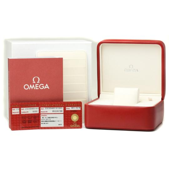 Omega Omega Seamaster Automatic Stainless Steel Men's Sports Watch 232.30.46.51.01.003 Image 5