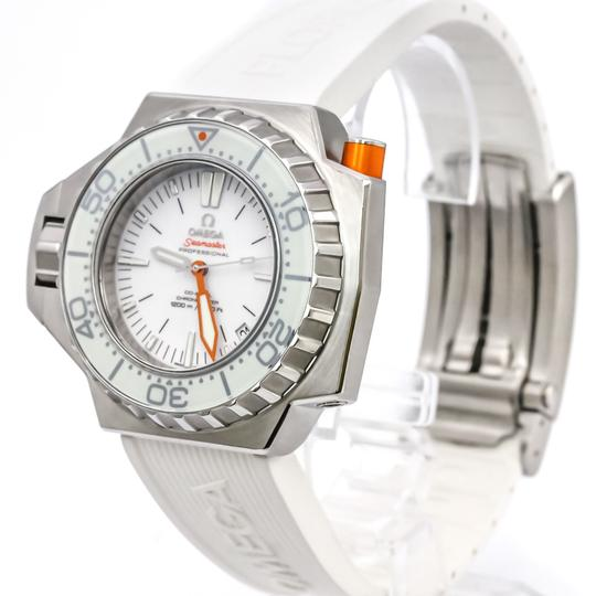 Omega Omega Seamaster Automatic Stainless Steel Men's Sports Watch 224.32.55.21.04.001 Image 1