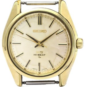 Seiko Seiko King Seiko Automatic Gold Plated Men's Dress Watch 45-7000