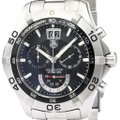 Tag Heuer Tag Heuer Aquaracer Quartz Stainless Steel Men's Sports Watch CAF101A Image 0